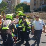 Apuñalamiento reportado en el centro de Israel