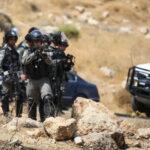 Las tropas de las FDI frustran el intento de bombardeo incendiario; dos palestinos presuntamente heridos