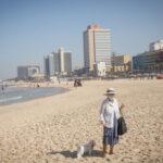 Israel sufre una rara ola de calor en octubre a medida que el calor del verano se extiende hasta el otoño