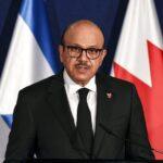 Canciller de Bahrein: Los lazos con Israel 'allanarán el camino hacia un amanecer de paz para todo Oriente Medio'