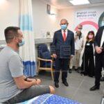 La vacuna israelí contra la COVID-19 comenzó la fase de pruebas en humanos