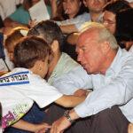 25 años después del asesinato de Itzjak Rabin, un recordatorio