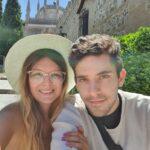 Conocemos a esta pareja que viaja por todo Israel