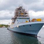 La Armada israelí encarga su buque de guerra más avanzado hasta la fecha