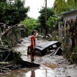 Las FDI se movilizan para ayudar a Honduras devastada por el huracán
