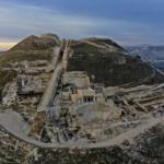 Desentierran más vestigios del palacio del rey Herodes en Israel
