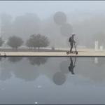 La niebla de Tel Aviv deja a la ciudad con un aspecto fantasmal- Galería de Fotos