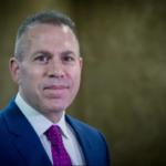 Erdan, nuevo embajador de Israel en EE. UU., optimista tras conocer a Biden