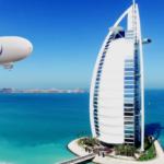 Por las nubes, libre de carbono: empresa israelí lanzará un dirigible ecológico
