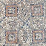 Arqueólogos descubren mosaico de 1.600 años de antigüedad en Israel