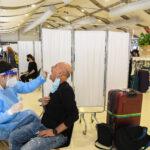 Los ministros extienden el requisito de la prueba COVID para los viajeros que ingresan a Israel