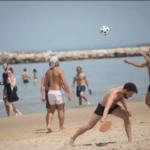 La primera ola de calor de la temporada en Israel, o 'Sharav', alcanza su punto máximo