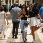 En honor al Día de Jerusalén, el Ministerio de Turismo de Israel publica datos sobre los visitantes a la capital