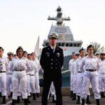 Llegó a Haifa la segunda corbeta Za'ar 6 de la Marina de Guerra de Israel