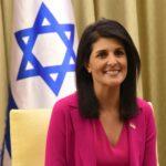 Nikki Haley, presunta candidata a la presidencia de Estados Unidos en 2024, visita Israel