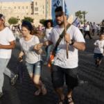 Jerusalén se prepara para los enfrentamientos a medida que se acerca la Marcha de la Bandera