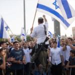 'Marcha de las banderas' en Jerusalén: 17 palestinos arrestados