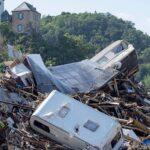 Israel ofrece ayuda a Alemania devastada por las inundaciones mientras el número de muertos supera los 180