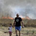 Las FDI arrestan a un sospechoso árabe en el ataque incendiario de Gush Etzion