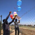Las FDI atacan objetivos de Hamas en represalia por globos incendiarios