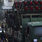 Hamas advierte que los grupos terroristas pueden reanudar el lanzamiento de cohetes a menos que los fondos de Qatar ingresen a Gaza