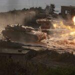 Las FDI disparan contra objetivos en el Líbano tras el lanzamiento de cohetes en el norte de Israel