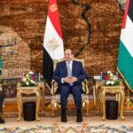 El presidente palestino dice que está listo para generar confianza con Israel