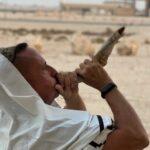 El interés de los musulmanes en aprender acerca de las Altas Fiestas crece a medida que el Golfo se abre a la vida judía