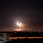 Misil sirio lanzado hacia Israel, escombros encontrados en Tel Aviv